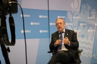 "Entrevista a Pedro Azpiazu en el programa ""Egun On Euskadi"" de ETB-1"