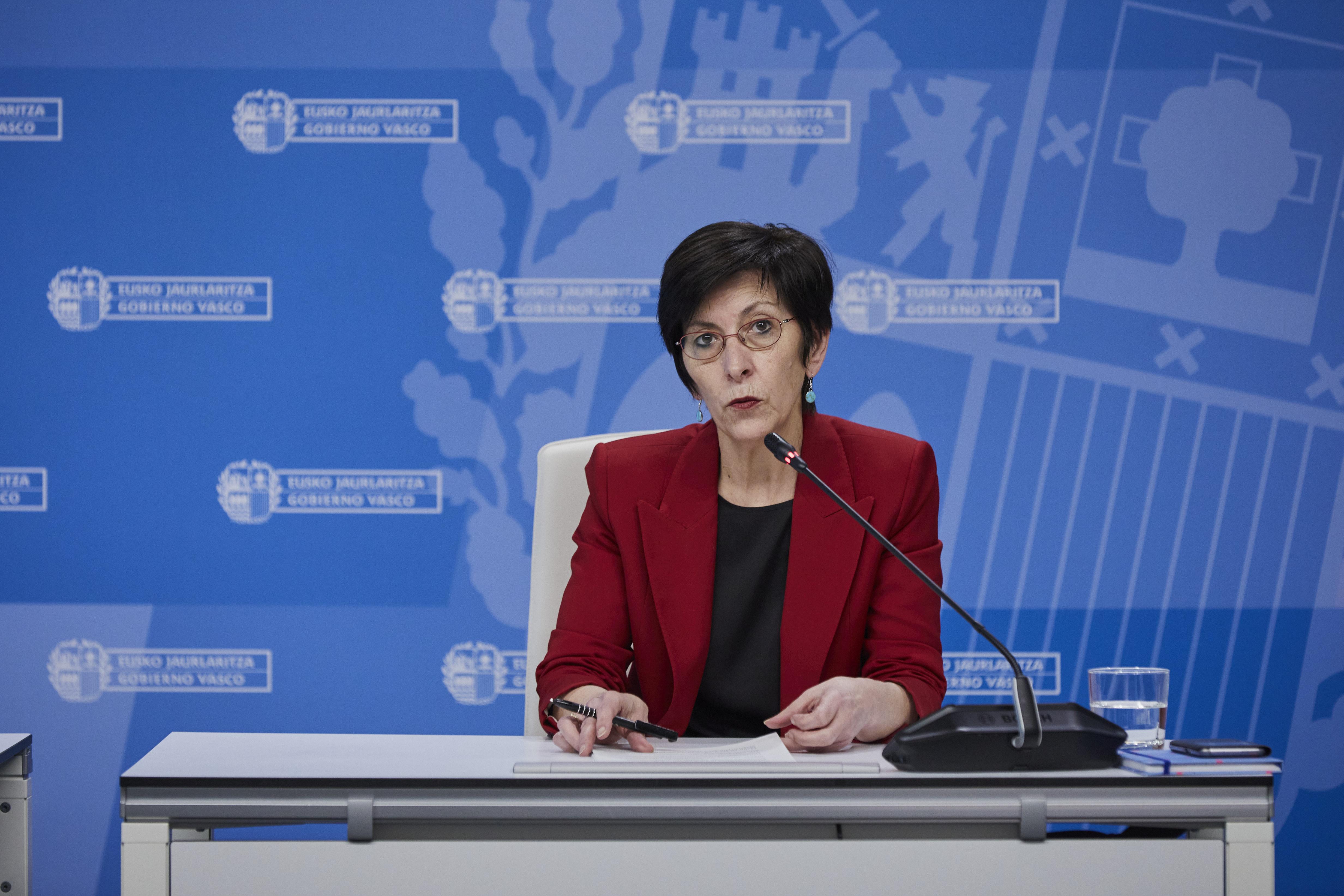 La Ertzaintza está registrando un tercio de las denuncias por infracciones penales habituales antes de las medidas de confinamiento