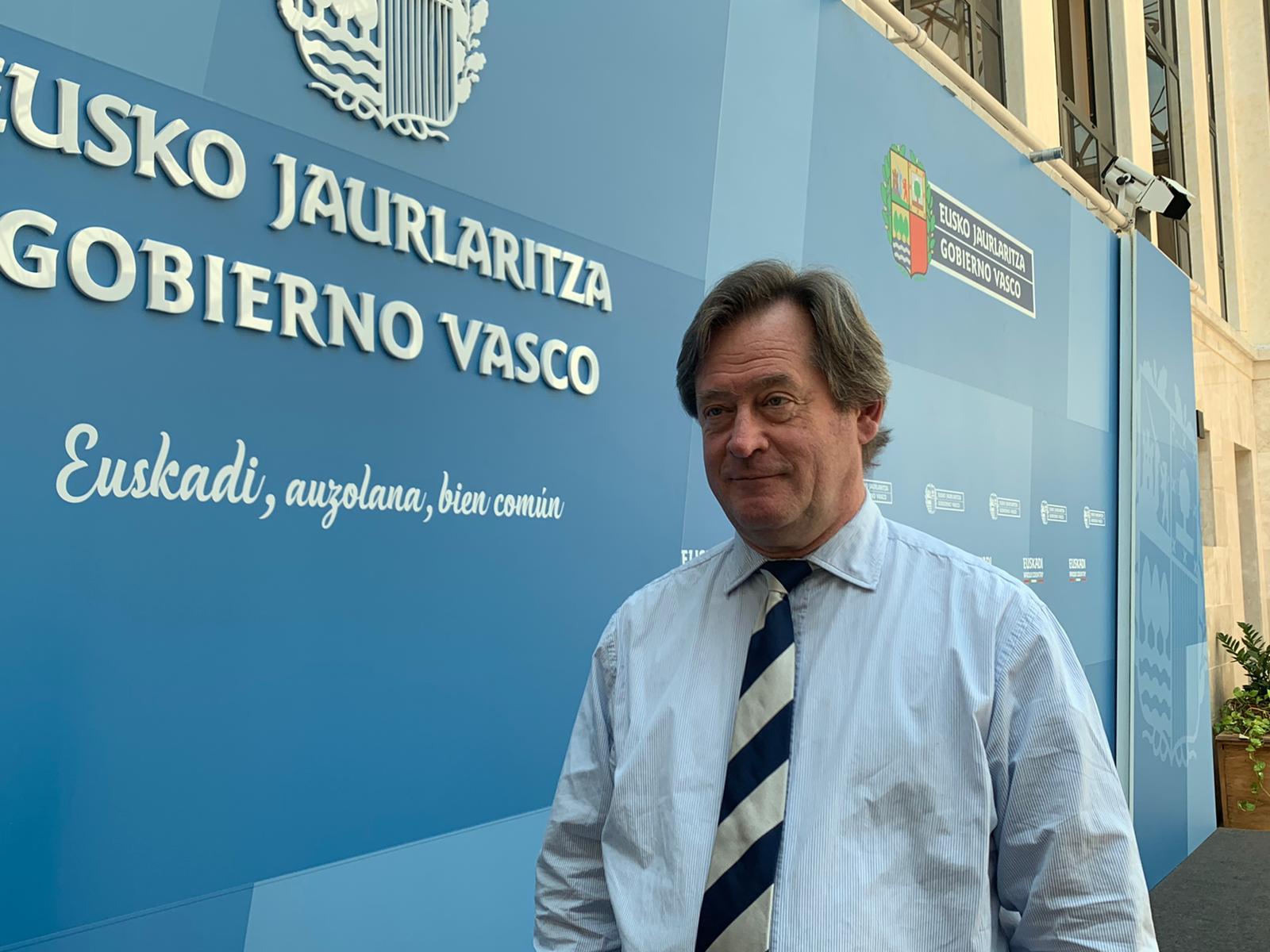 """Bingen Zupiria: """"La cultura debe estar presente en el Pacto de Reconstrucción Social y Económica que plantea el Gobierno de España"""""""