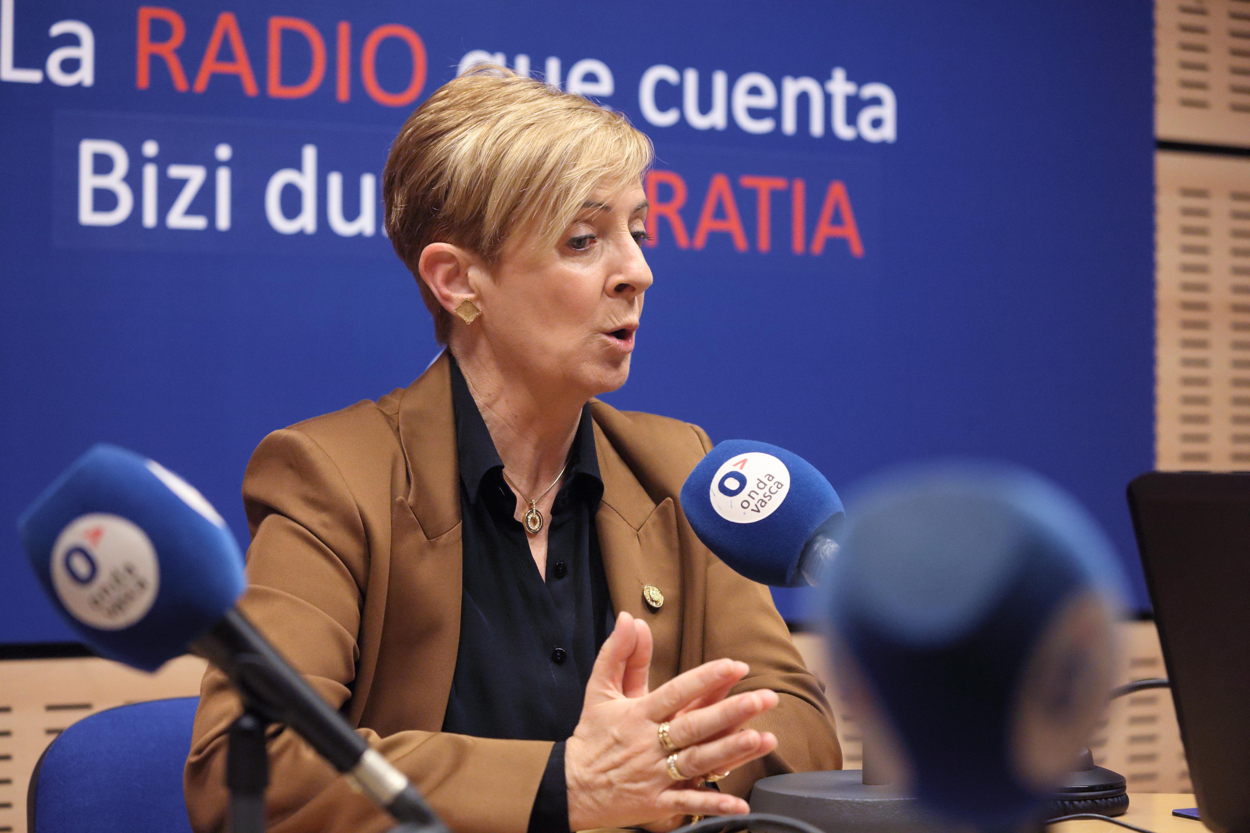 Euskadi logrará duplicar en junio la producción de mascarillas, con 20 millones/mes, y atenderá por completo las necesidades sanitarias, productivas y de la sociedad vasca [2:14]