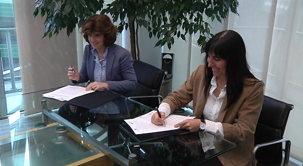 El Departamento de Salud y la UPV/EHU suscriben un convenio de colaboración que permite ampliar la capacidad de detección del coronavirus en Euskadi [3:57]