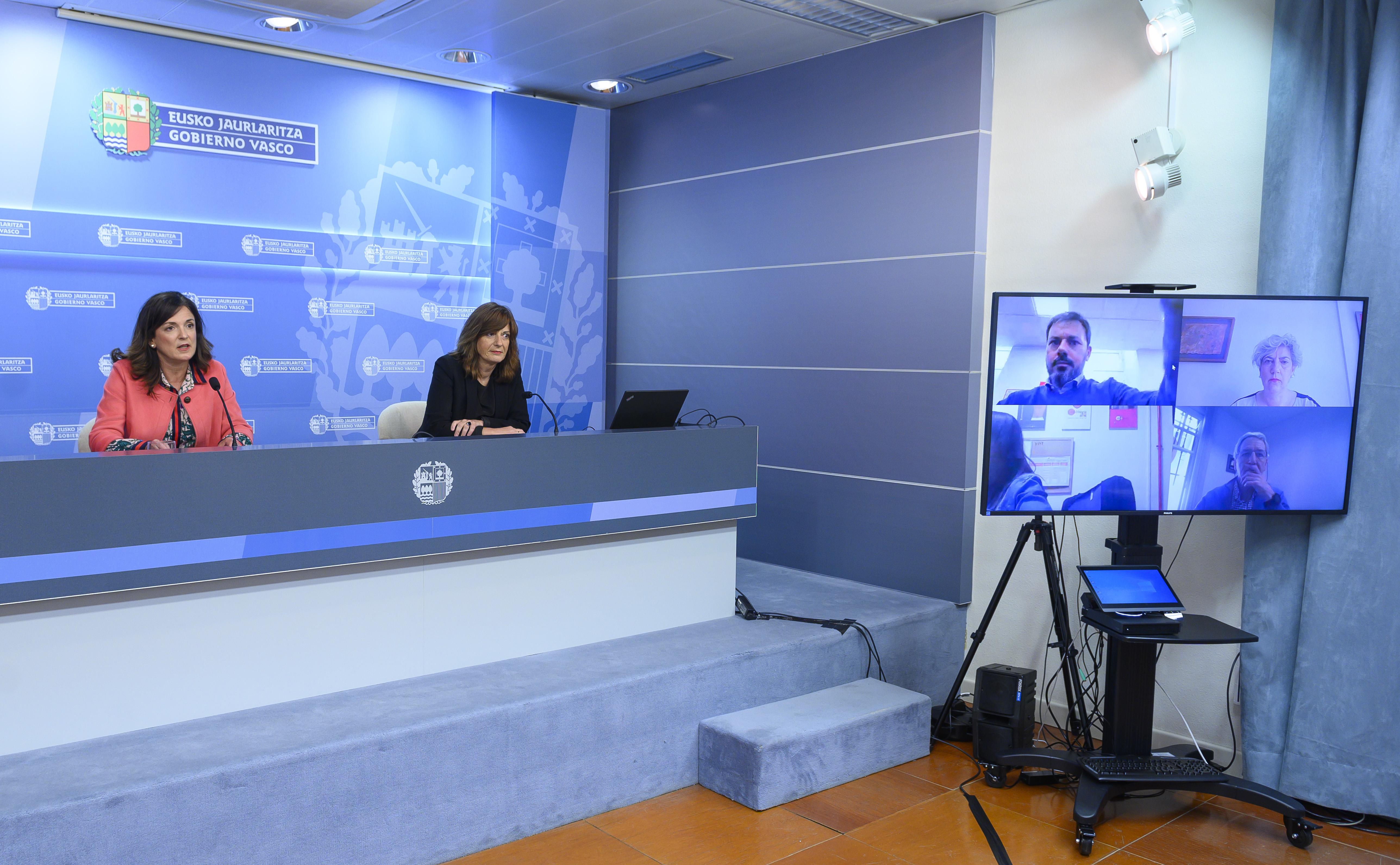 El Gobierno Vasco llegará a más de diez mil personas a través de una decena de programas de lucha contra la exclusión