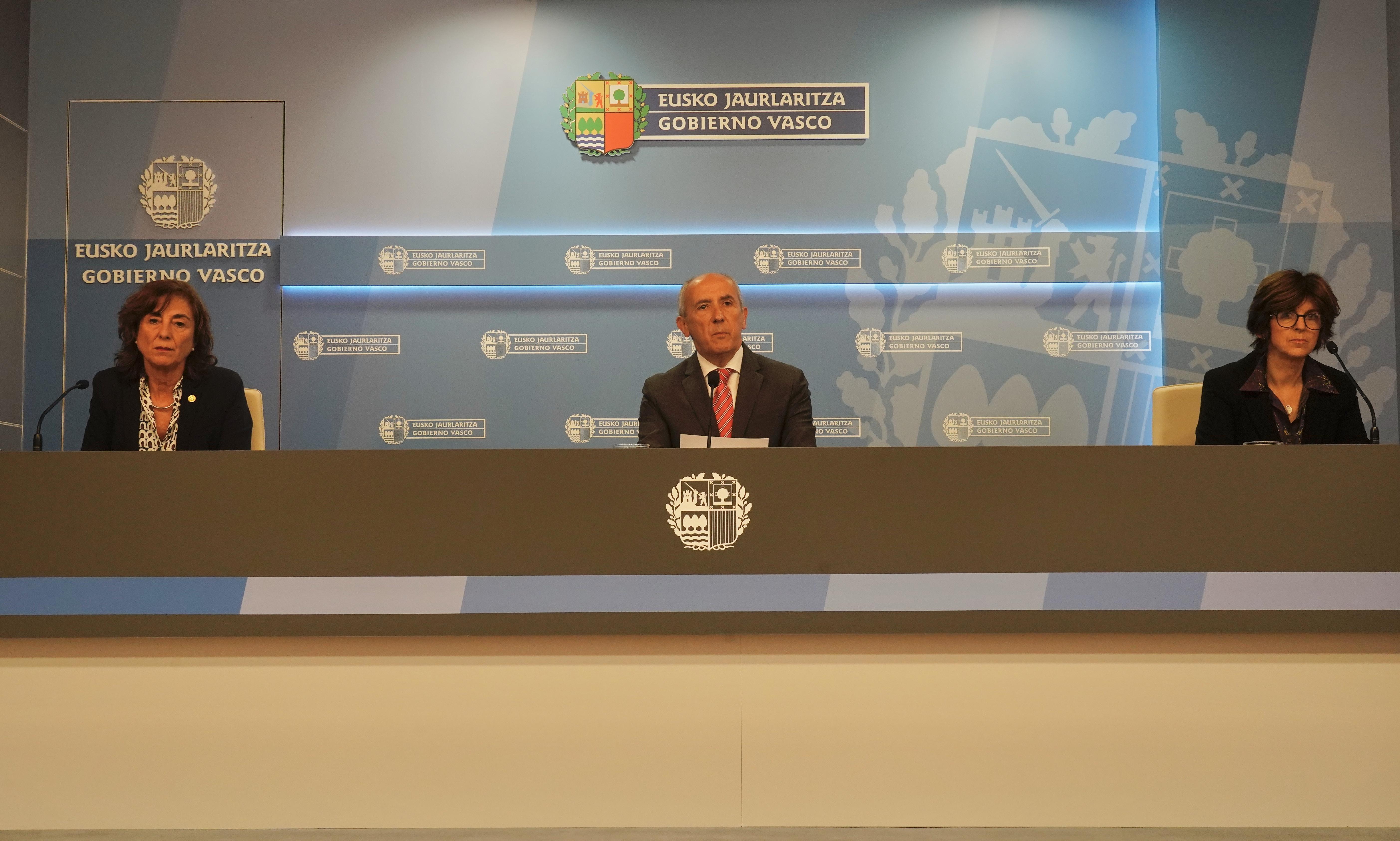 Los Gobiernos vasco y español acuerdan celebrar una Comisión Mixta de Transferencias el 25 de junio