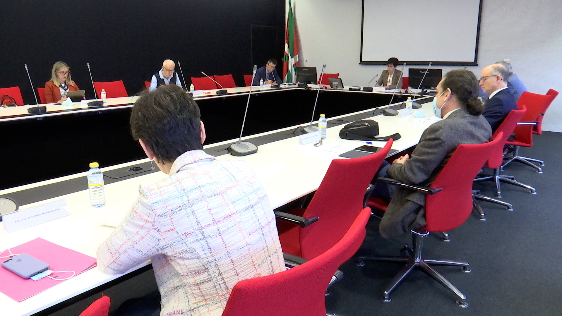 Euskadiko Babes Zibileko Plana, LABI, aktibo egongo da 3. faseak eta osasun-alarmaren egoerak irauten duten bitartean [1:03]