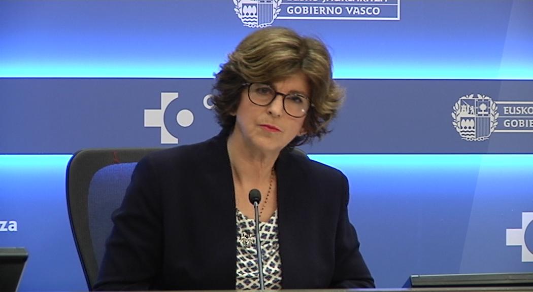 Nekane Murga llama a donar sangre para mantener las reservas de Euskadi en los niveles suficientes actuales  [22:54]