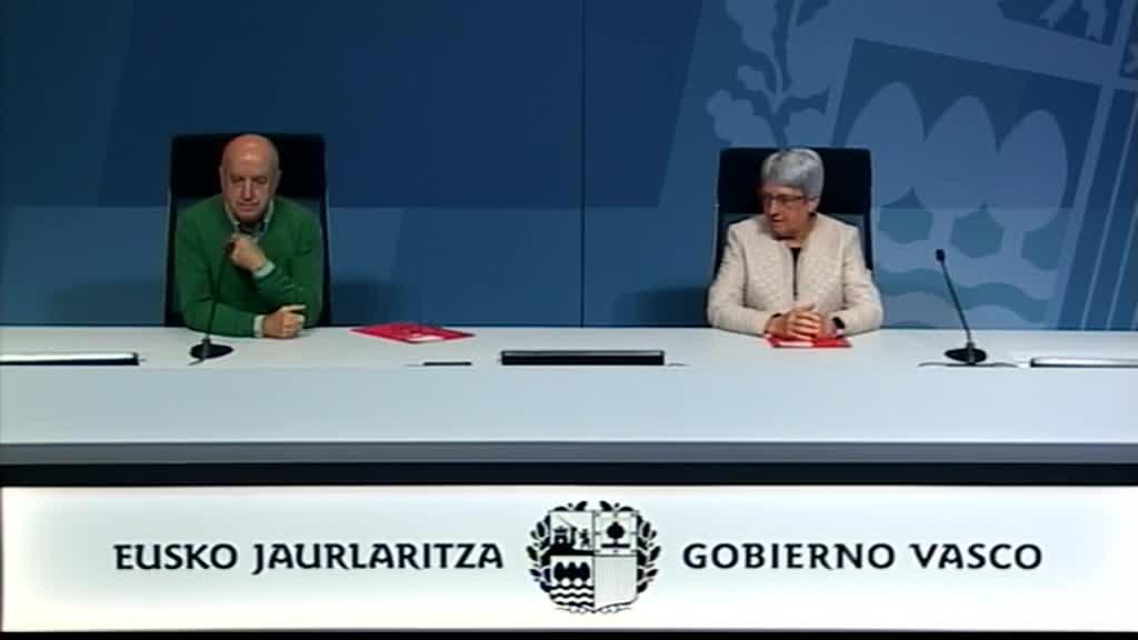 El Gobierno Vasco complementará los expendientes de regulación de empleo temporal más bajos