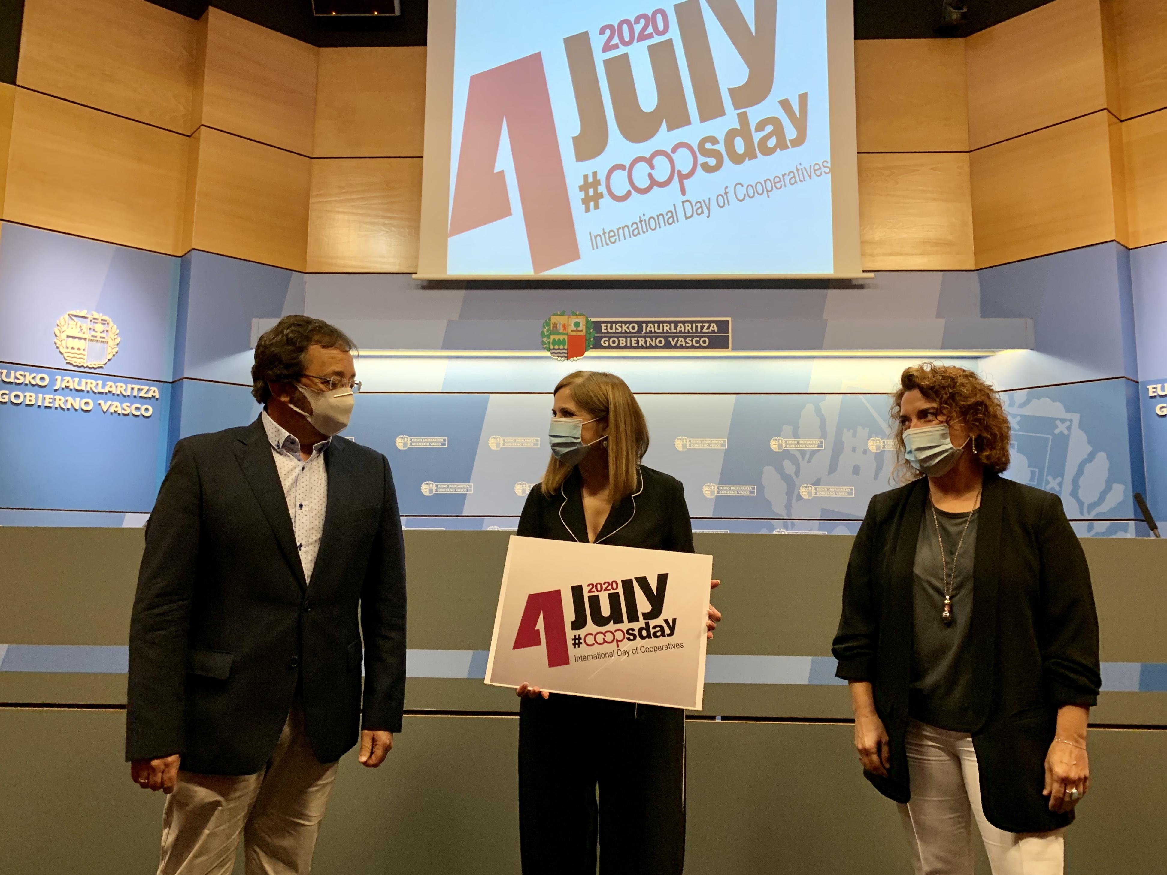 San José anima a las cooperativas vascas a impulsar y liderar la lucha contra el cambio climático.