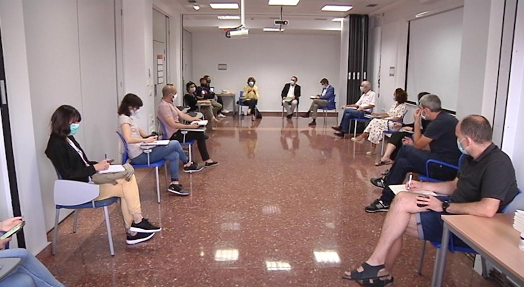 Reunión de la Comisión de Seguimiento del coronavirus