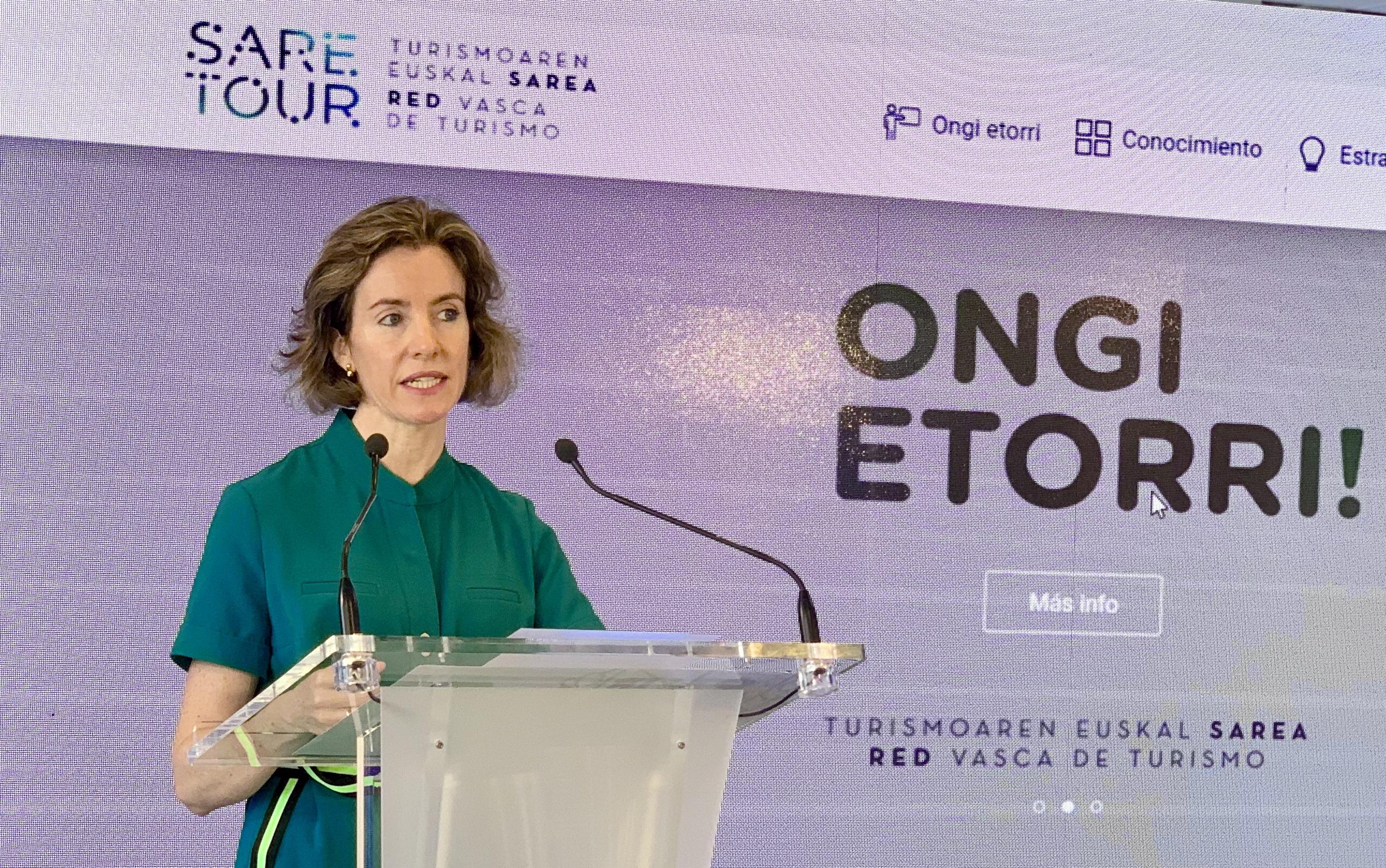 """Consejera Sonia Pérez Ezquerra: """"Tenemos que reforzar la gobernanza, trabajar en la mejora de las condiciones de los profesionales y el fortalecimiento del sector para salir reforzados de esta crisis"""" [0:00]"""