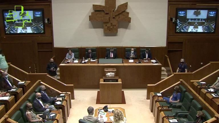 Pleno (Sesión constitutiva)