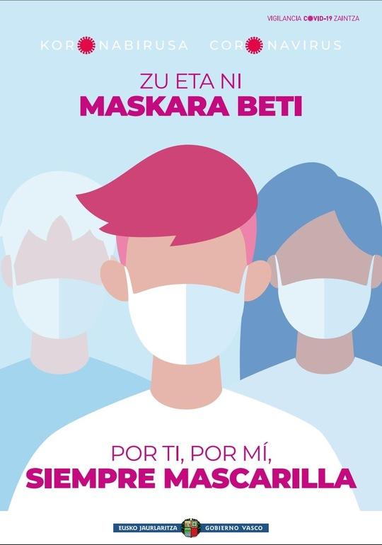 635 nuevos positivos este miércoles en Euskadi,