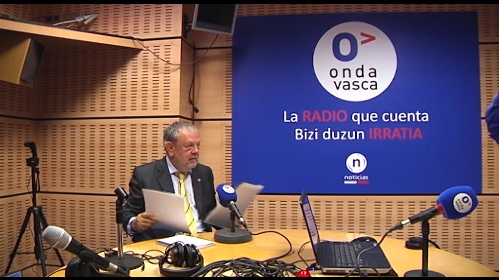 """Pedro Azpiazu: """"Es momento de apostar por las políticas públicas a tope, es momento de arriesgar y ser valientes"""" [0:00]"""