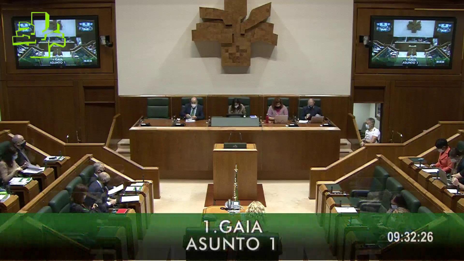 Pleno Ordinario (8/10/2020) [0:00]