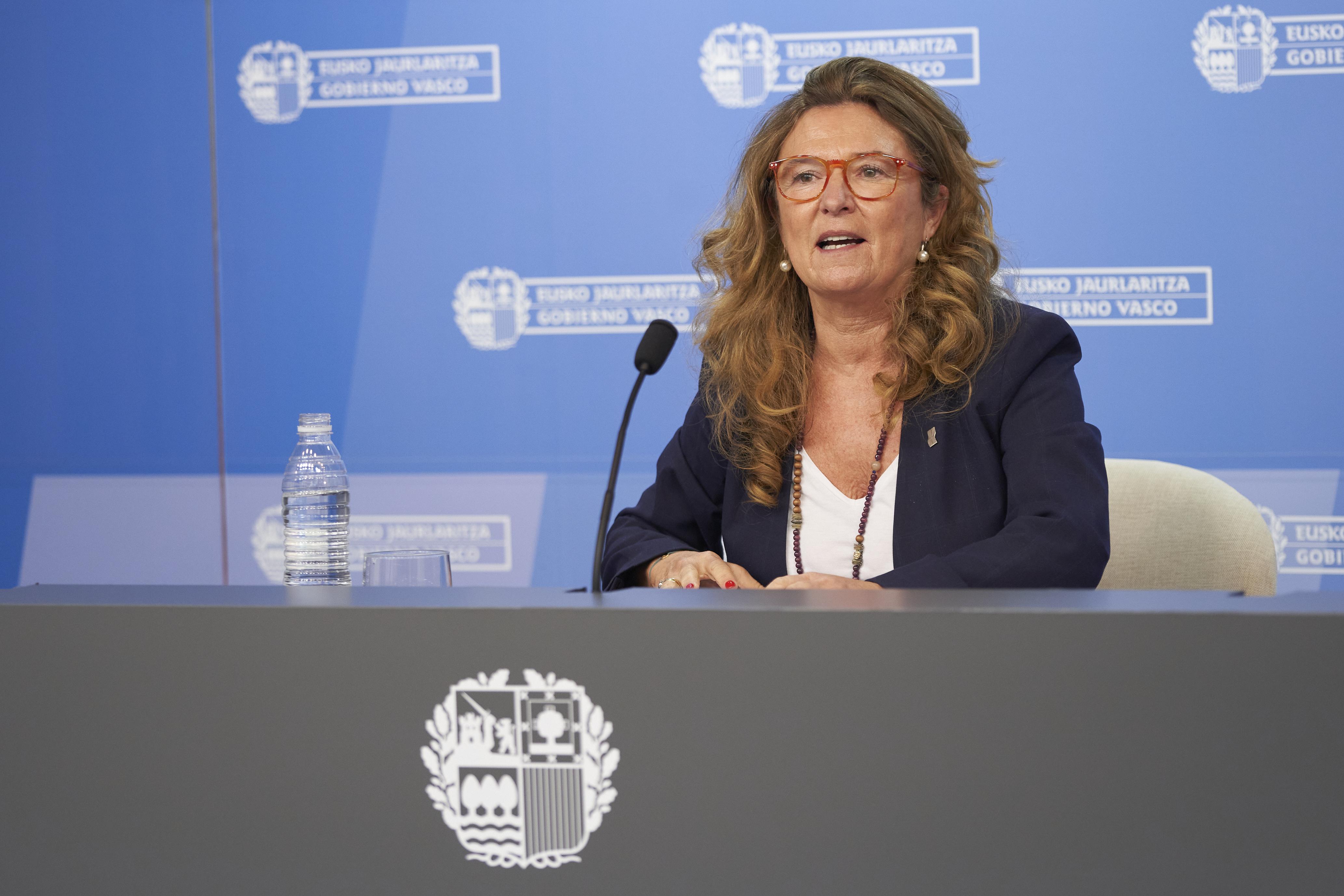 El Gobierno Vasco limita la movilidad de personas al término municipal  [0:00]