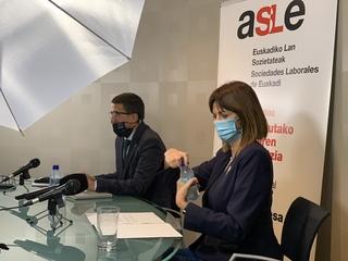 La Vicelehendakari apela a la responsabilidad de toda la ciudadanía para vencer el nuevo embate de la pandemia [0:00]
