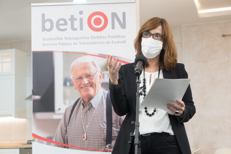 BetiON atiende a 205 familias a través del Programa de Teleasistencia de apoyo a las Personas Cuidadoras  [0:00]