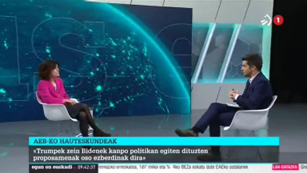 """Elkarrizketa Marian Elorzari ETB1eko """"Egun on Euskadi"""" saioan [0:00]"""