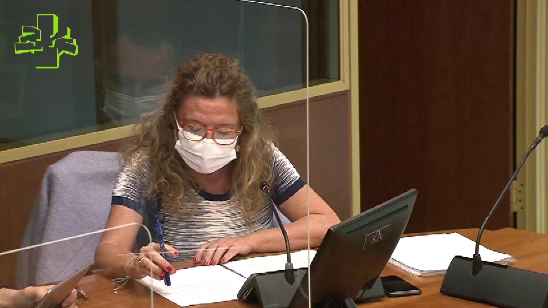Osasun sailburuak COVIDaren bilakaera epidemiologikoaren berri eman du Eusko Legebiltzarrean [0:00]