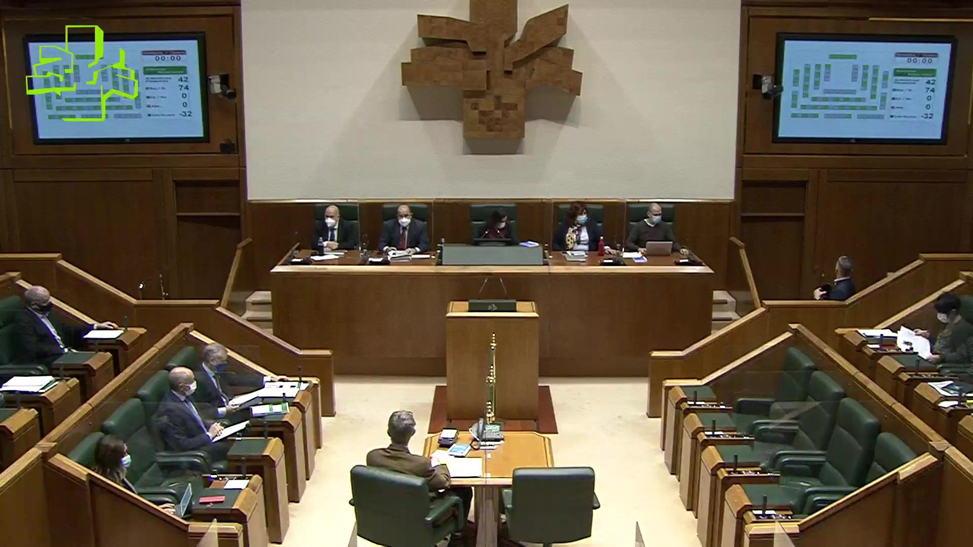 Pleno Ordinario (12/11/2020) [0:00]