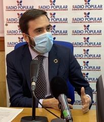 """Entrevista al Consejero Javier Hurtado en el programa """"Egunon Bizkaia"""" de Radio Popular-Herri Irratia [0:00]"""