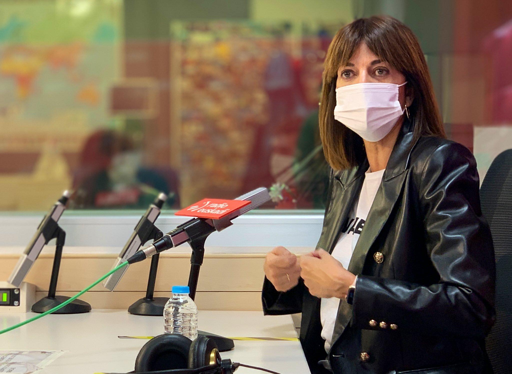 Lehendakariordeak Radio Euskadin adierazi duenez, Jaurlaritza enpleguari eusteko baliabideak eta neurriak ematen ari da [0:00]