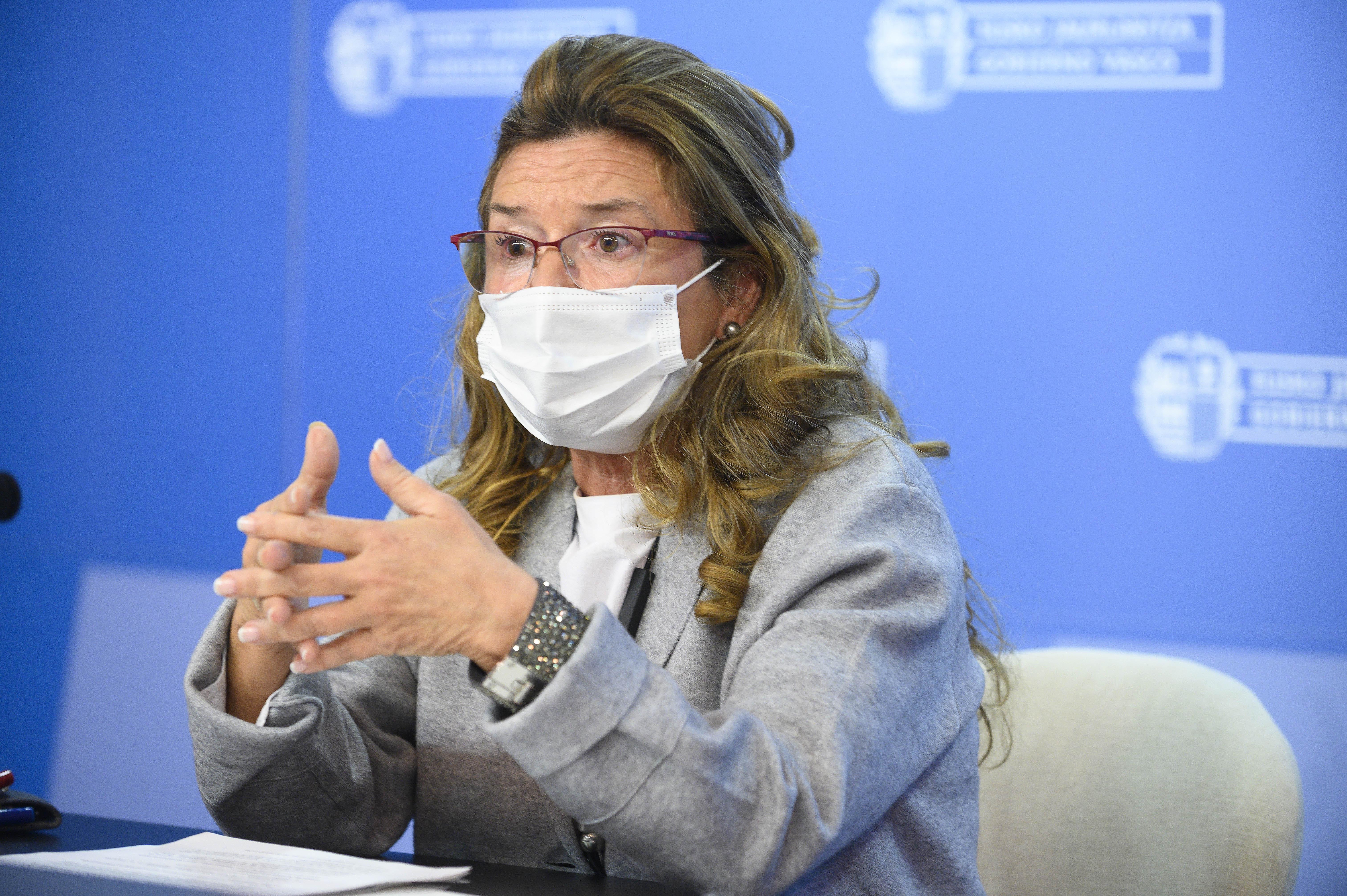 Las instituciones vascas consensúan en el LABI medidas preventivas para el periodo navideño que llevarán al Consejo Interterritorial de Sanidad [23:00]
