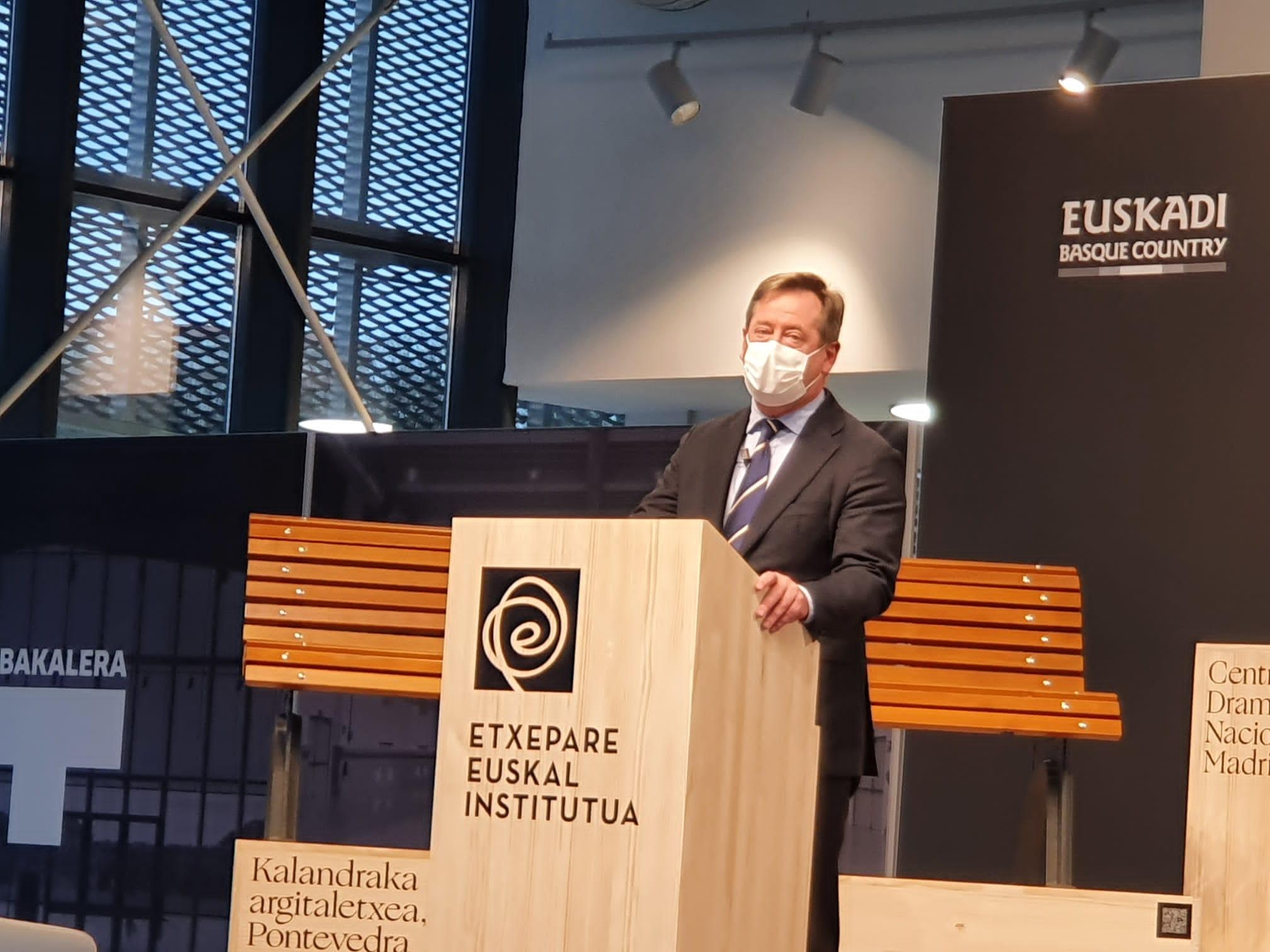 Etxepare Euskal Institutua cumple 10 años consolidado como instrumento para la difusión de la cultura vasca en el mundo [8:31]