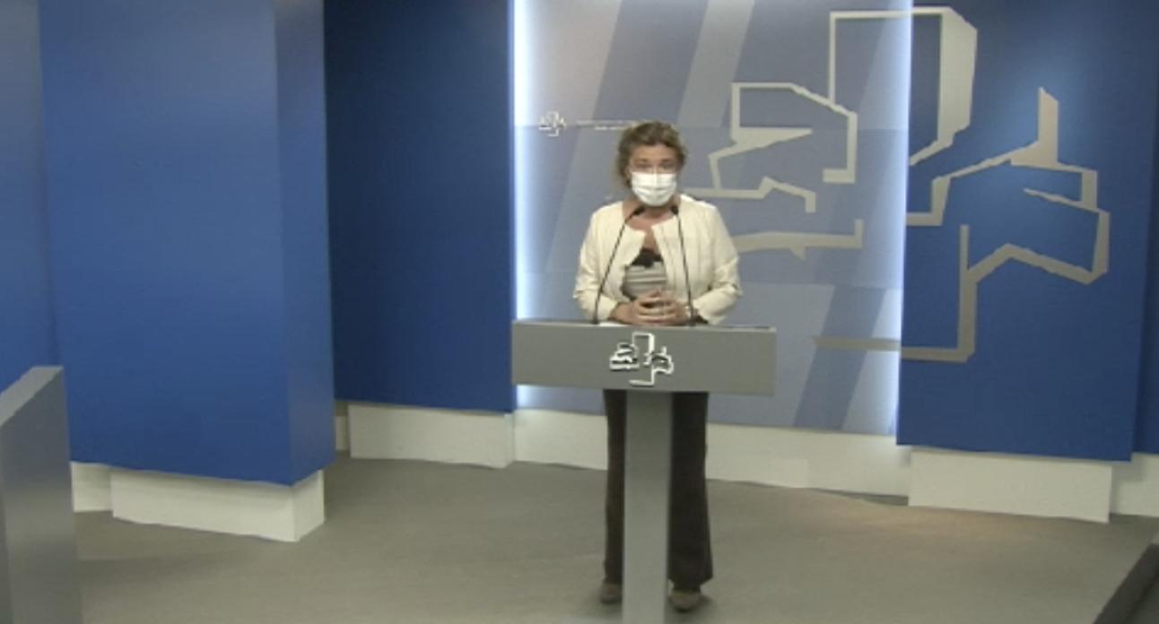 COVID-19 datuen eguneratzea Euskadin [17:30]