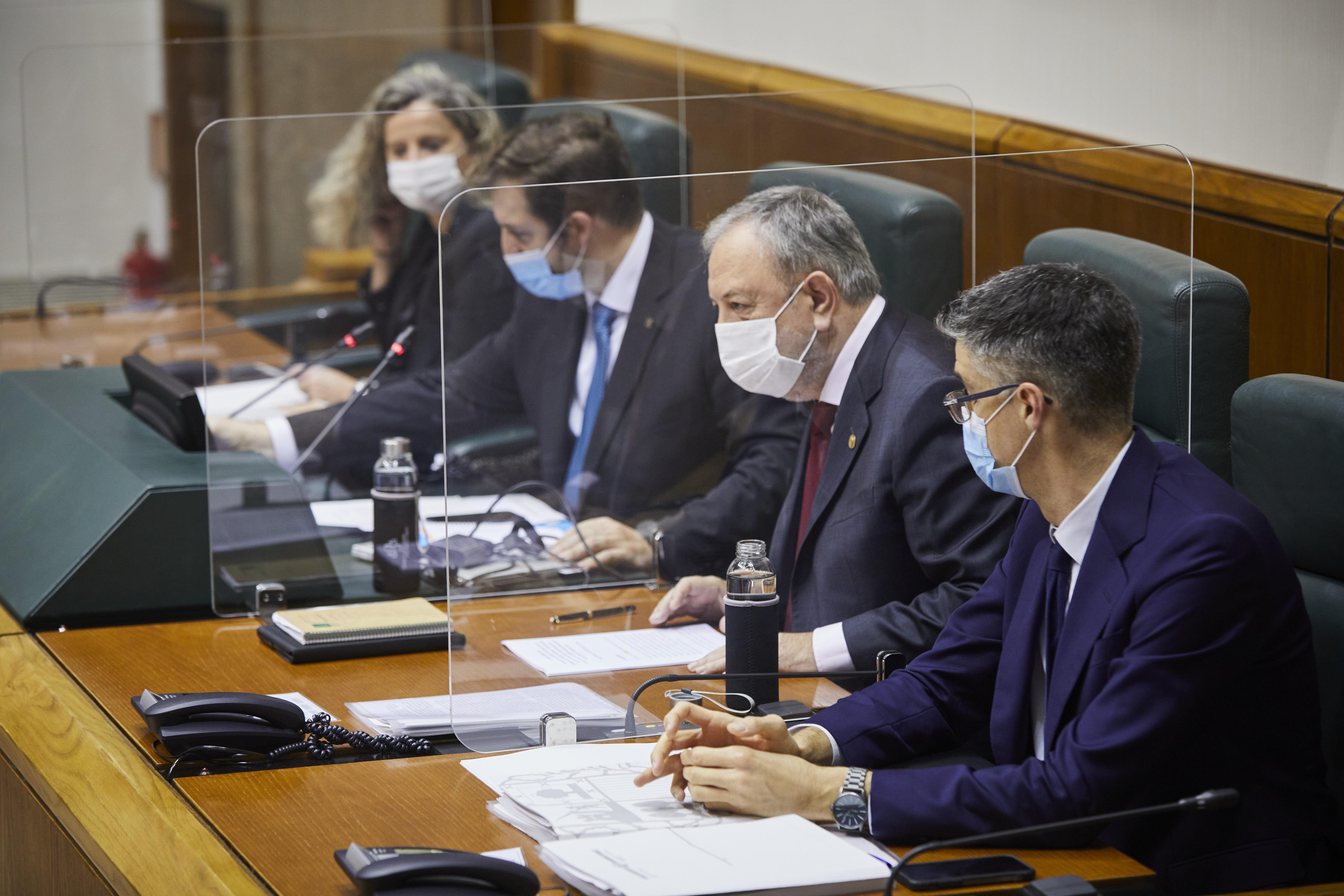El Departamento de Economía y Hacienda pondrá en marcha en 2021 un nuevo programa de apoyo financiero de 500M/€ [160:12]