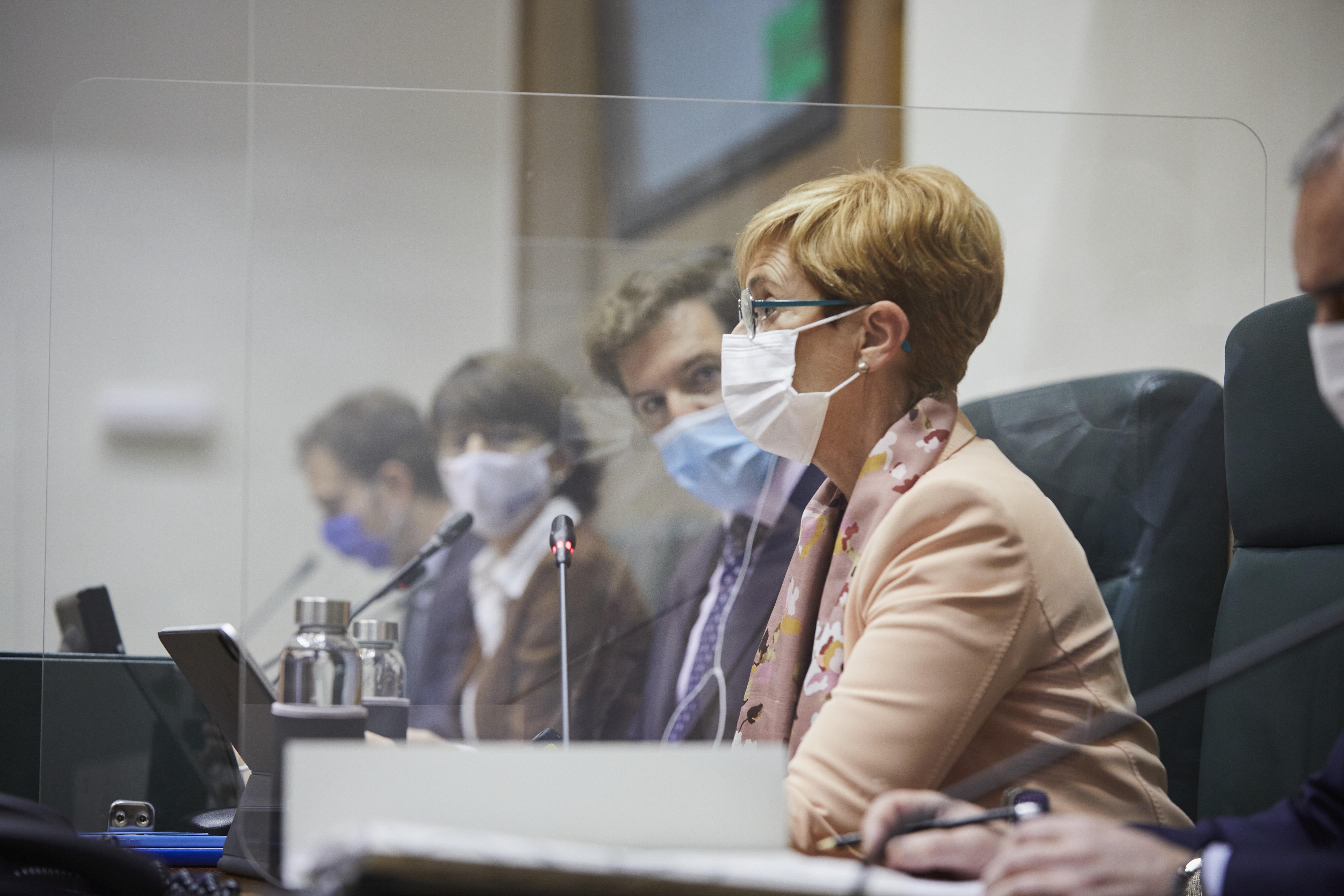 El Departamento de Desarrollo Económico, Sostenibilidad y Medio Ambiente dispone de un presupuesto de 654,1 MM de euros al servicio de la reactivación económica y el desarrollo sostenible de Euskadi [120:51]