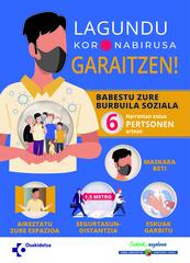 0 cartel vencer coronavirus eu