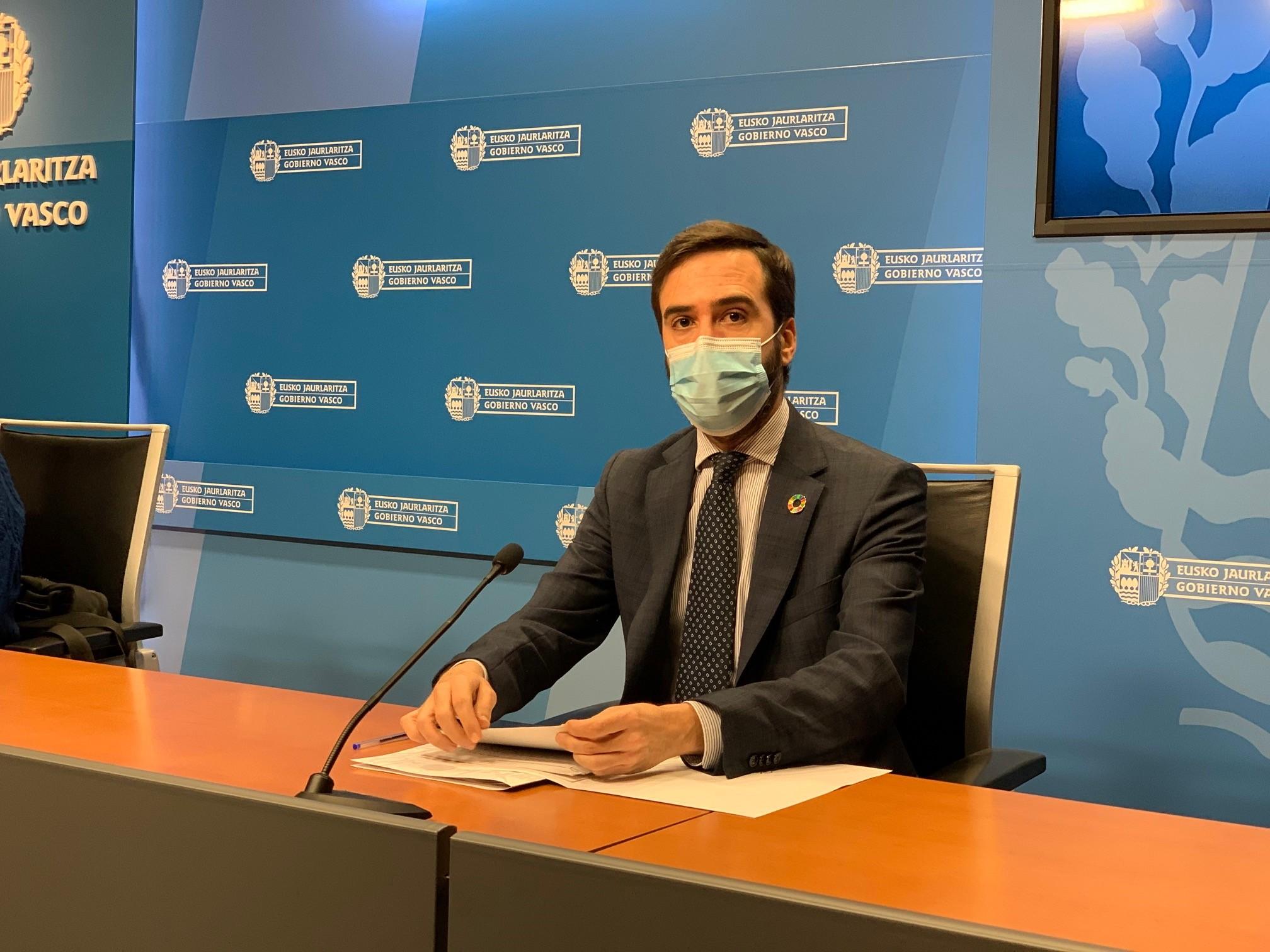 Kontsumobide realizará una nueva campaña de inspección de mascarillas con carácter sancionador [15:43]