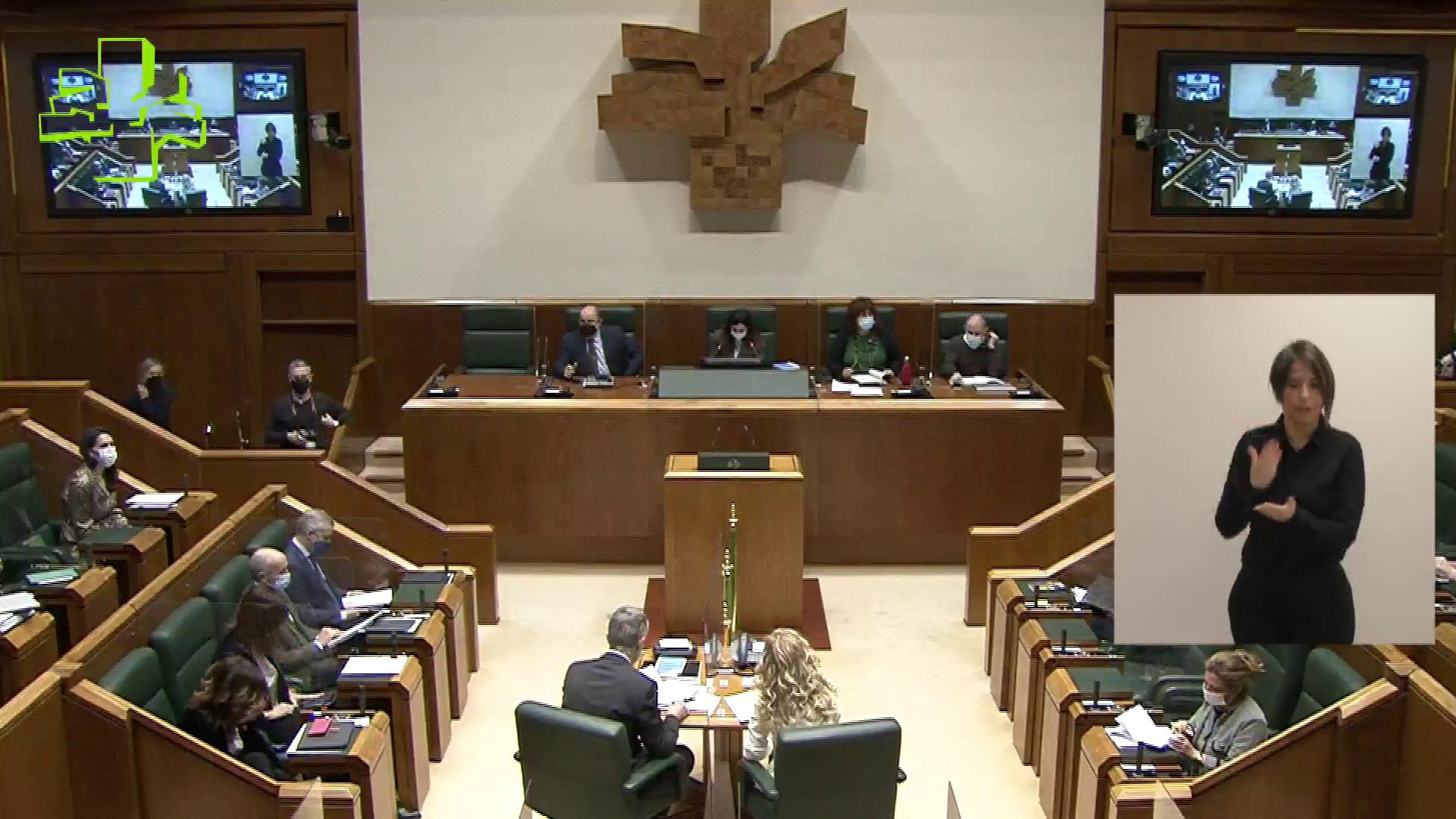 Pleno Ordinario (11/2/2021) [188:10]