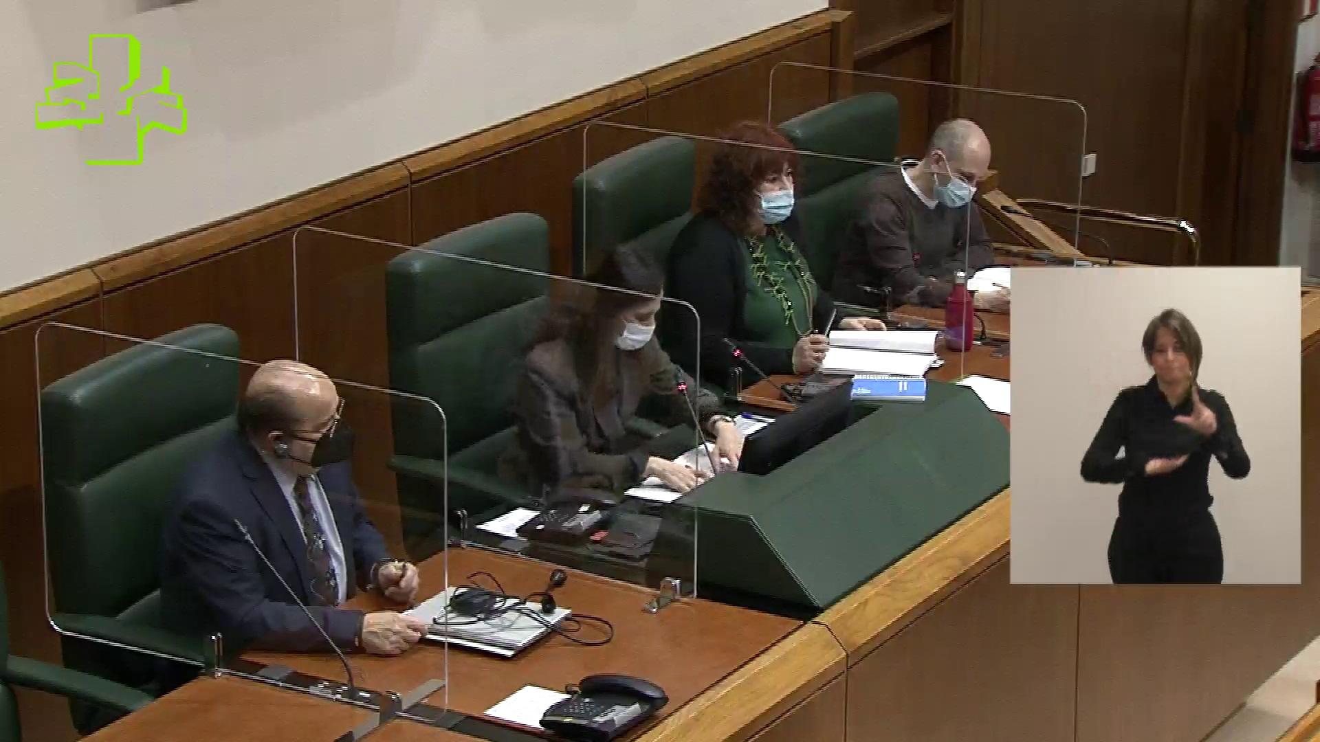 Pleno Ordinario (11/2/2021) [5:52]