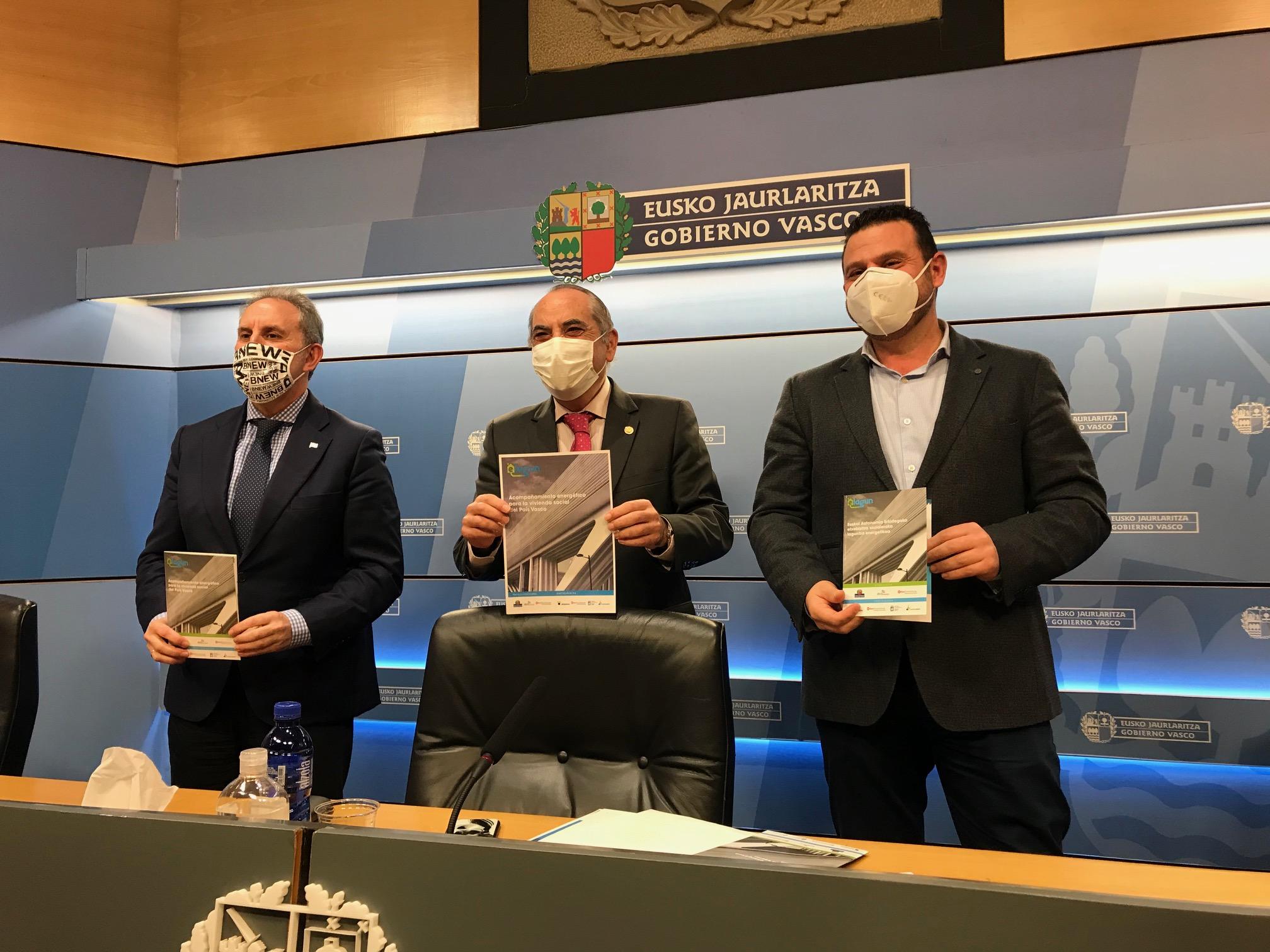 Euskal Autonomia Erkidegoa 2.000 etxebizitza sozialen portaera energetikoa aztertzen ari da, etxebizitza-parke publikoan energia aurreztea bultzatzeko [24:19]