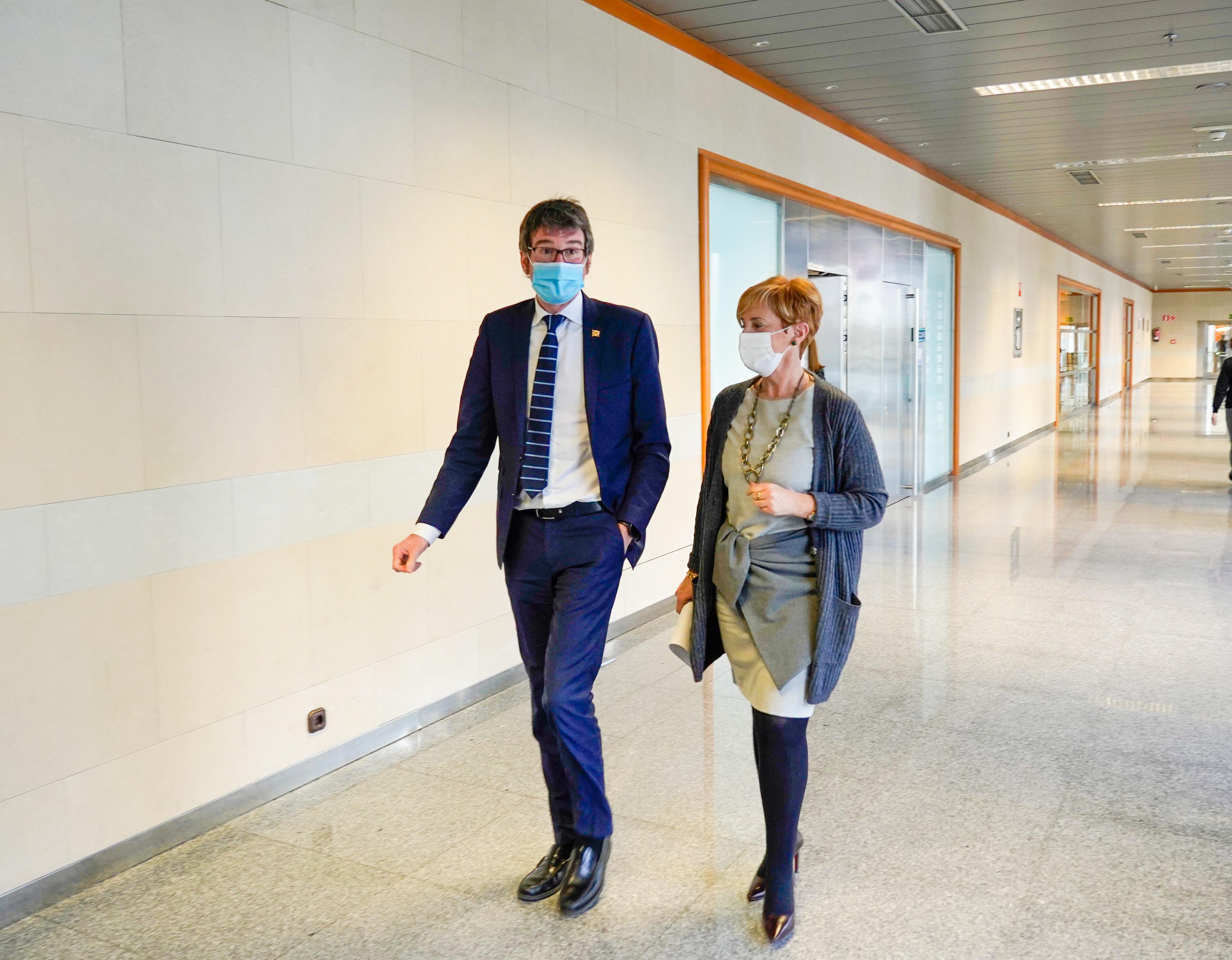 El Gobierno Vasco activará en mayo un nuevo programa con 100 millones de euros para que los ayuntamientos se adapten a la Ley de Sostenibilidad Energética [17:34]