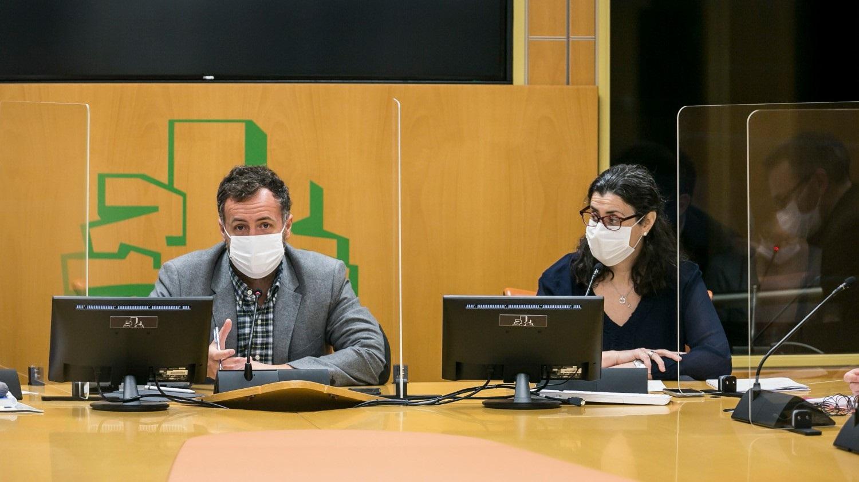 La directora general de Osakidetza ha comparecido en la Comisión de Salud [126:23]