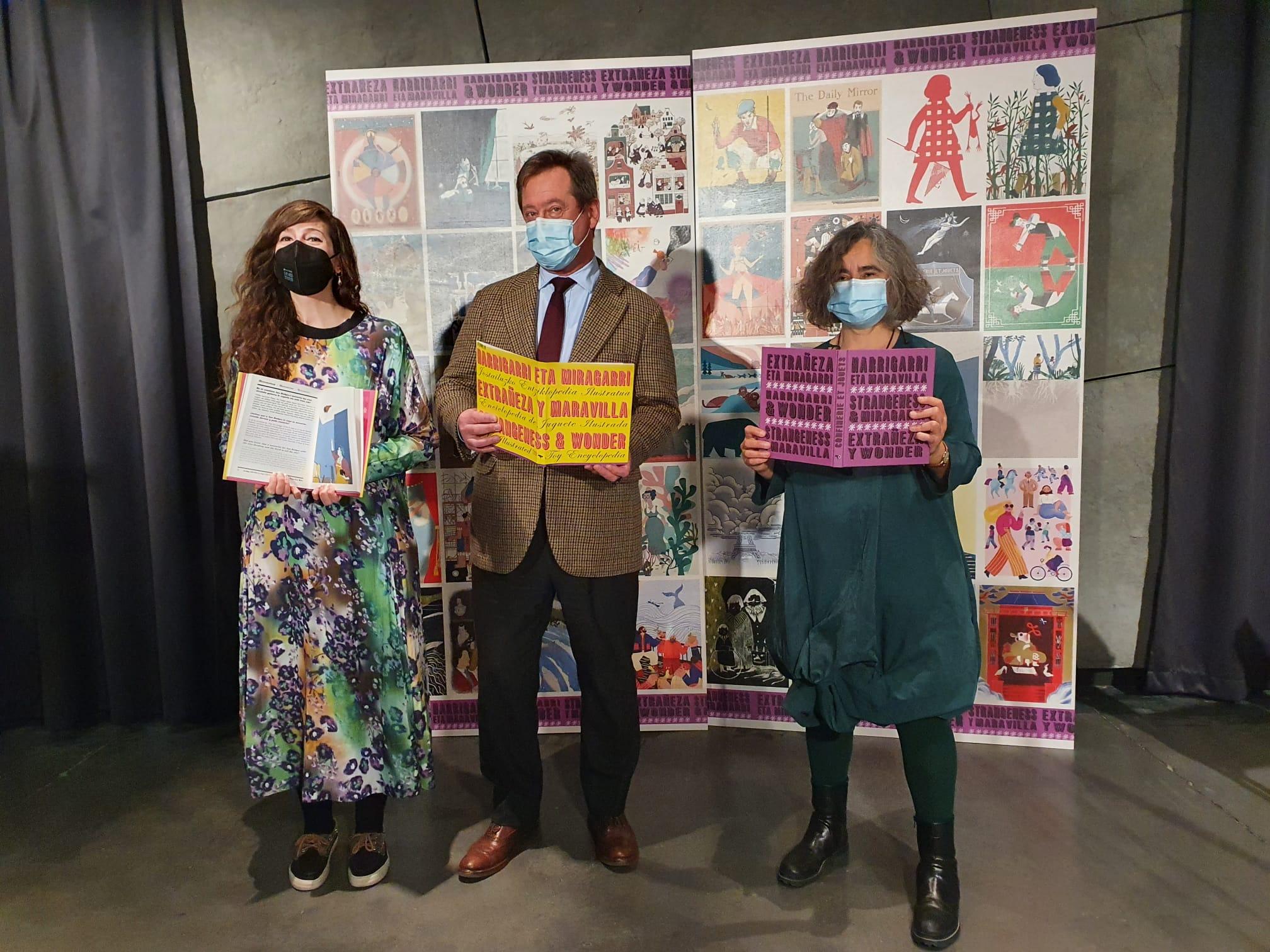 El Gobierno Vasco apoya el trabajo de ilustradores e ilustradoras vascas en el confinamiento con la publicación del libro del proyecto Itxitik  [9:15]