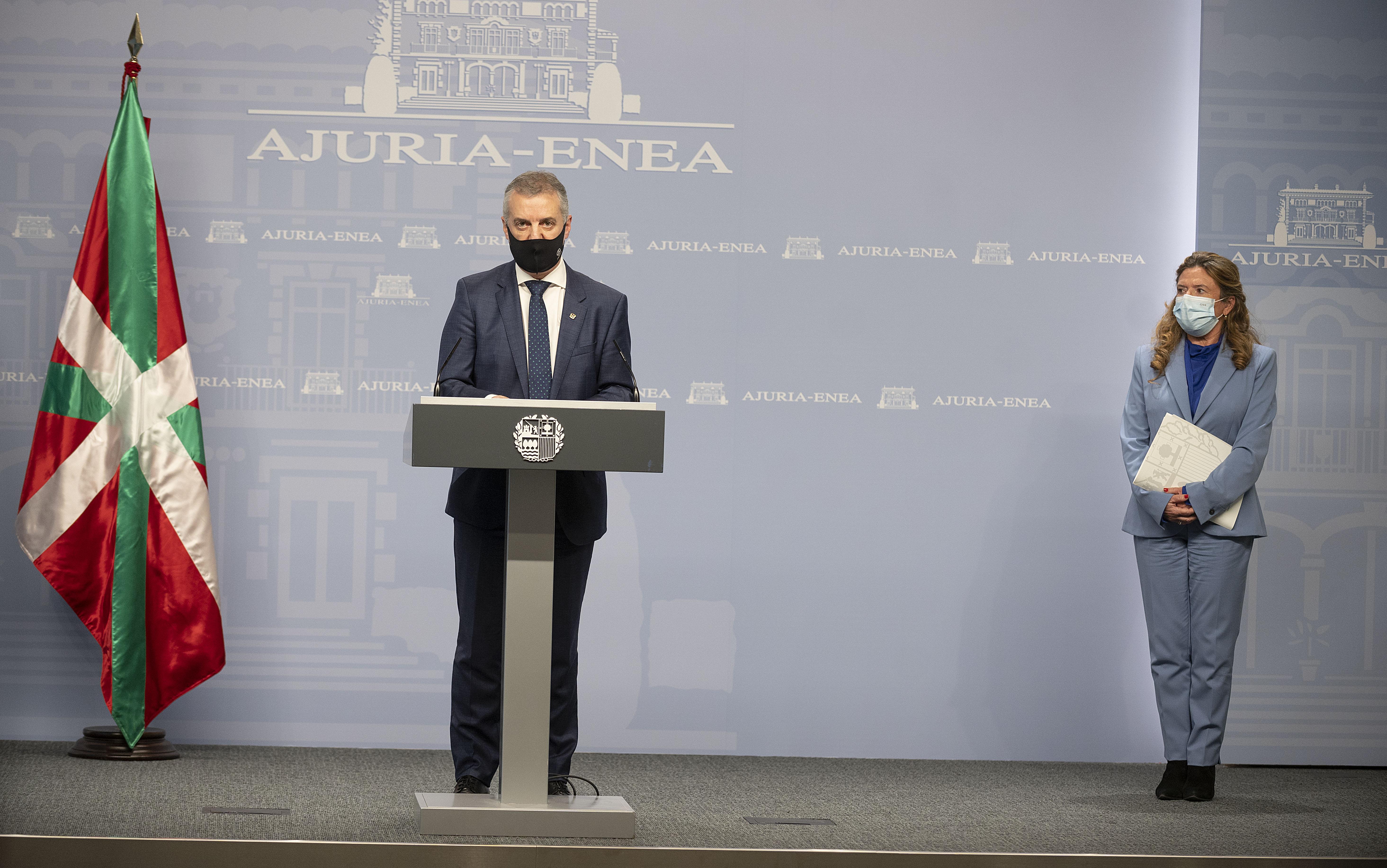 El Consejo Asesor del LABI prolonga las medidas de prevención en Euskadi hasta lograr mayor estabilidad de la situación epidemiológica [41:24]