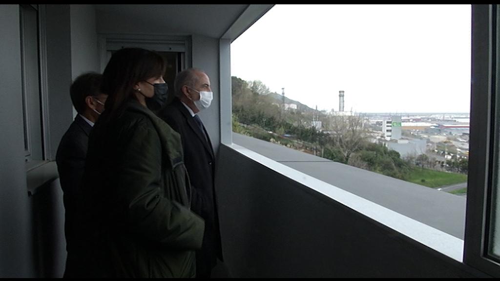 El Departamento de Vivienda construye 90 pisos sociales en Santurtzi y pone en marcha otras 74 viviendas de protección [10:18]