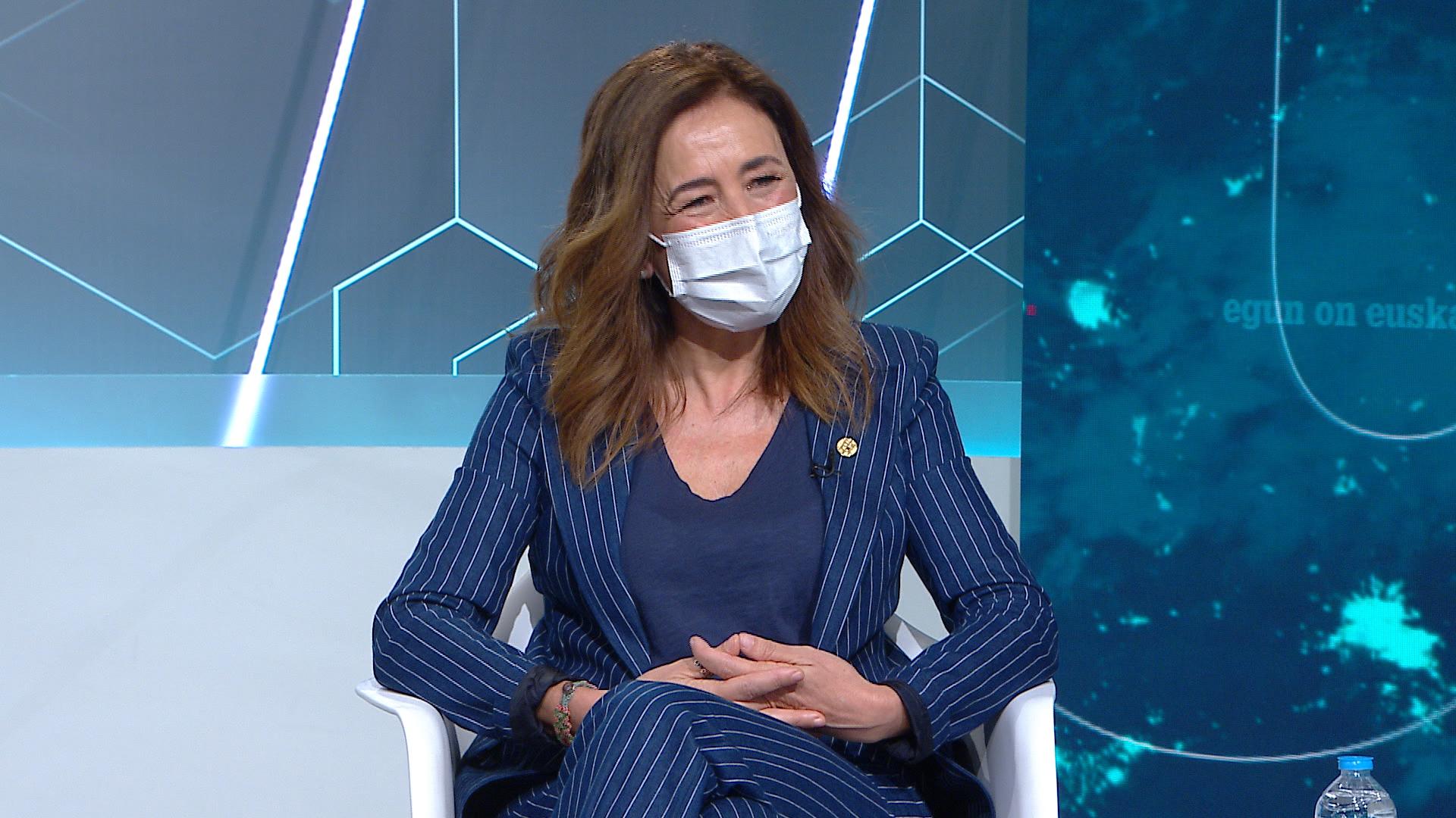 """Garamendi advierte al Gobierno español de que serán """"exigentes"""" con las transferencias [25:27]"""