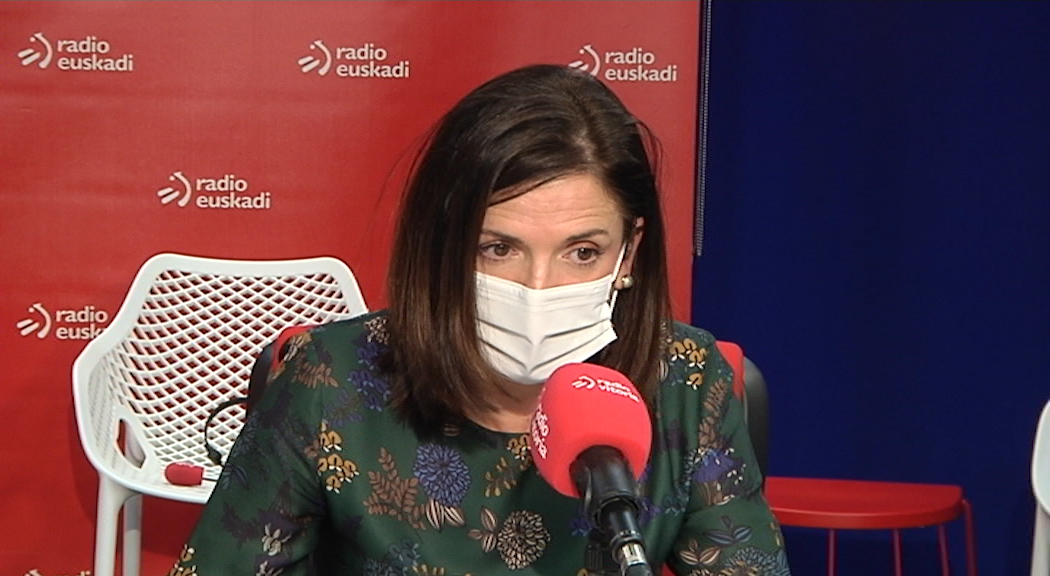 Artolazabal afirma que el Gobierno Vasco sondea varias opciones para ampliar las instalaciones del Palacio de Justicia de Bilbao [22:07]