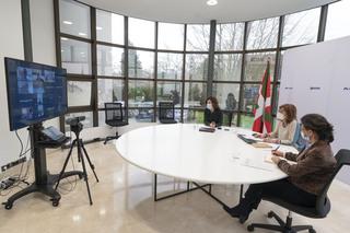 Eusko Jaurlaritzak Euskadi 2030 ZTBP berria aurkeztu dio kidego diplomatikoari. Euskadi berrikuntzan aurreratuen dauden Europako eskualdeen artean kokatu nahi du