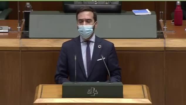 """Consejero Javier Hurtado: """"la nueva campaña de inspección de mascarillas incidirá en los modelos de rejilla"""" [0:40]"""
