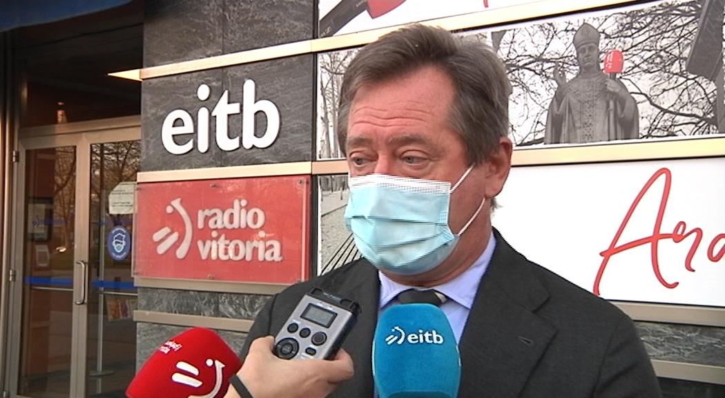 """El  Gobierno Vasco tiene """"una buena opinión"""" sobre la OPA que lanza MásMóvil para adquirir Euskaltel [34:29]"""