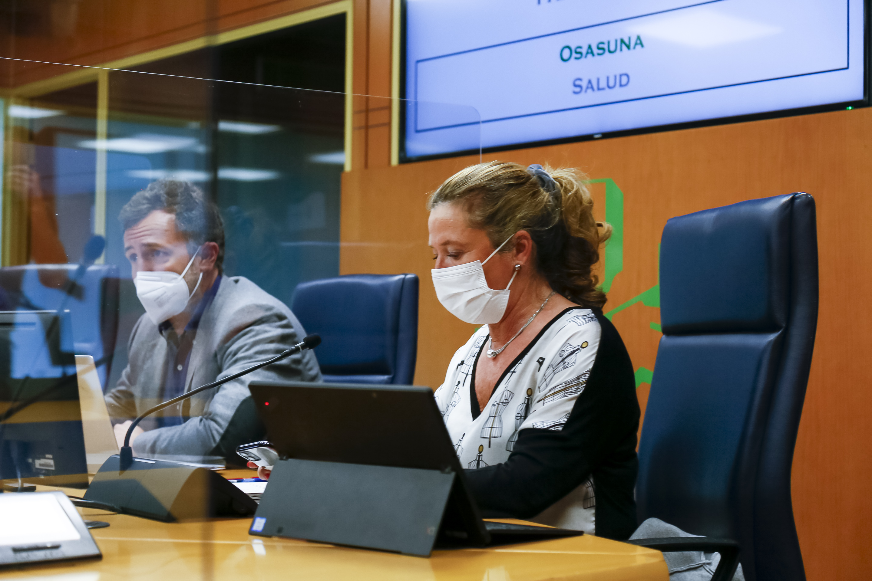 La Consejera de Salud anuncia el BEC como punto de vacunación con capacidad de administrar 5.000 dosis al día [92:56]