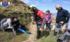 Los Servicios de Emergencias rescatan a un joven accidentado en la Sierra de Aralar