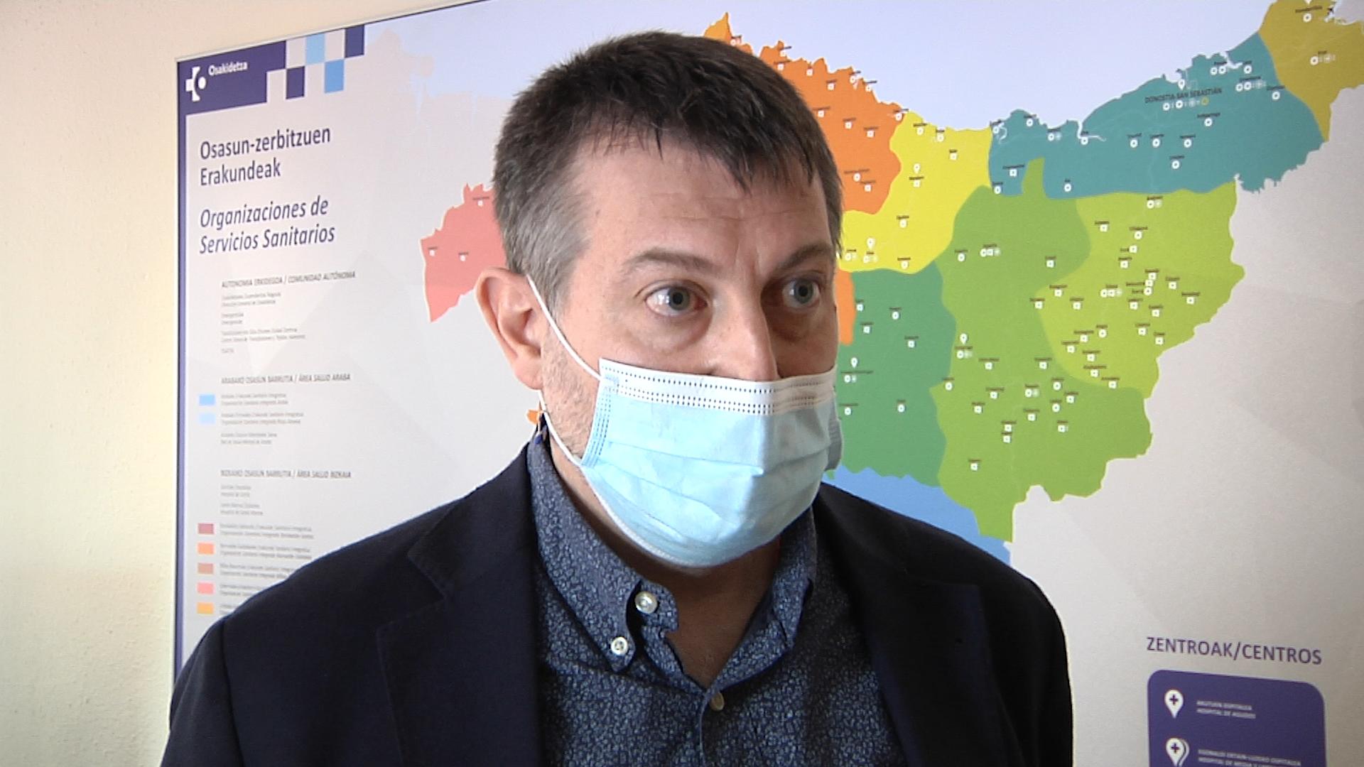 Osakidetzak premiazkoak ez diren kirurgia guztiak atzeratu egin ditu bere ospitale-sare osoan, pandemiaren eraginez   [2:03]