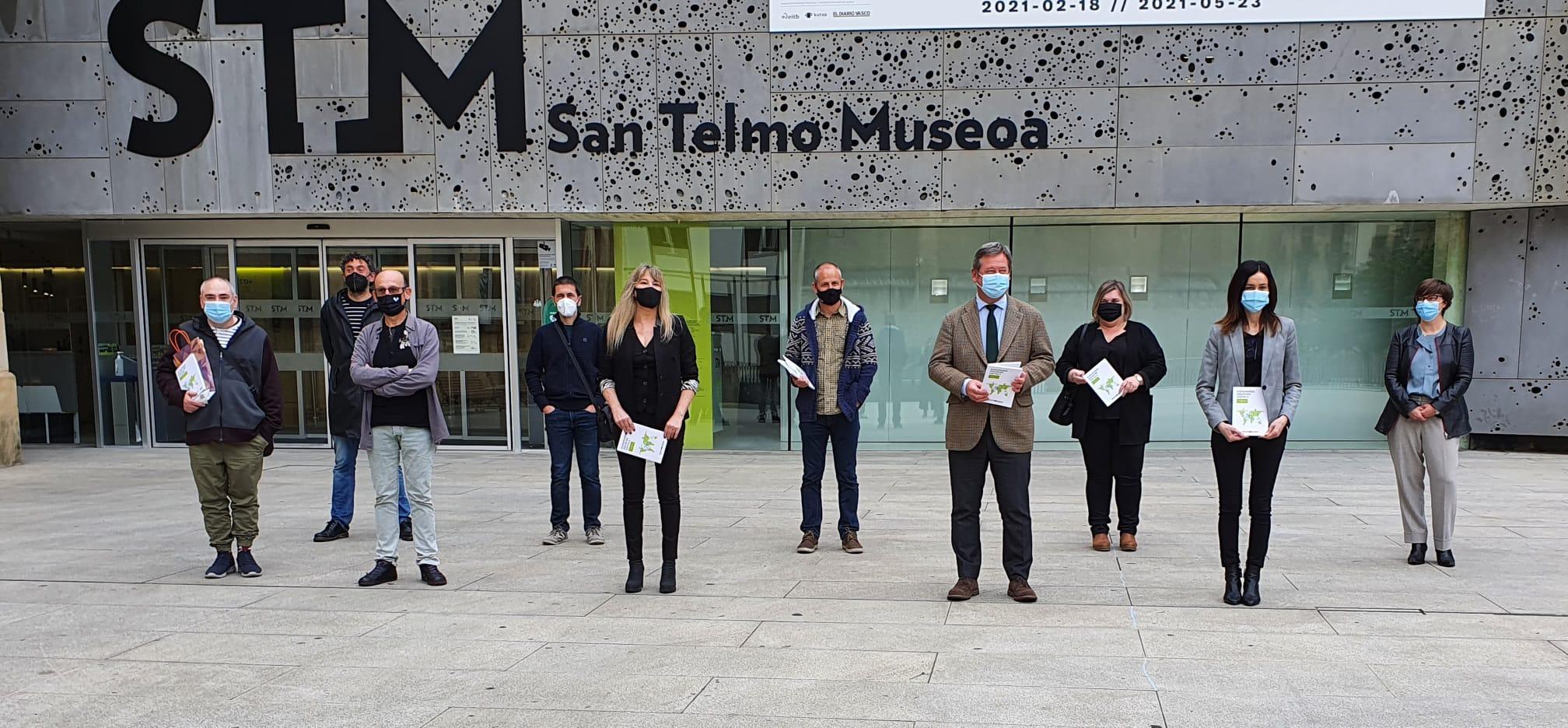 Eusko Jaurlaritzak euskara ingurune digitalean sustatzeko 2021-2024 aldirako bide orria aurkeztu du [19:36]