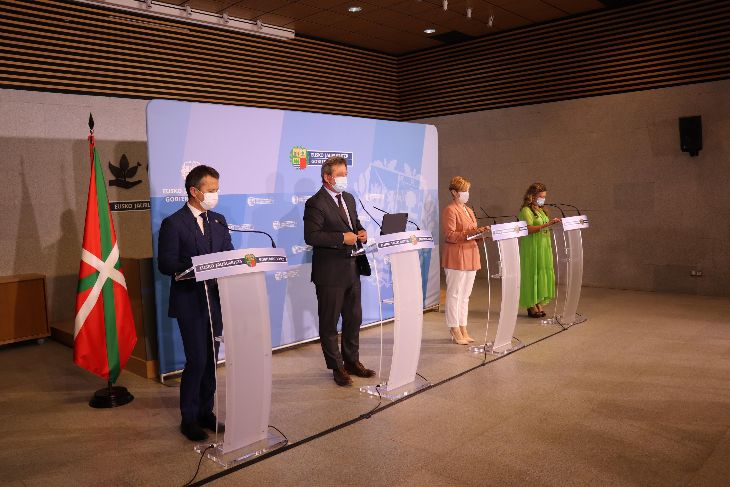 Euskadi evoluciona de forma favorable en el estado de su medio ambiente, aunque es cierto que necesita mejorar la tendencia en biodiversidad, residuos y cambio climático [51:15]